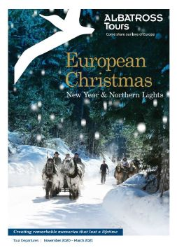 European Christmas 2020 Brochure