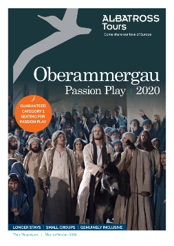 Oberammergau 2020 Passion Play Tours