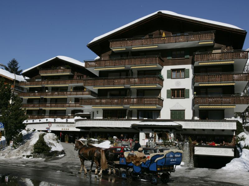 Hotel Alpina, Klosters