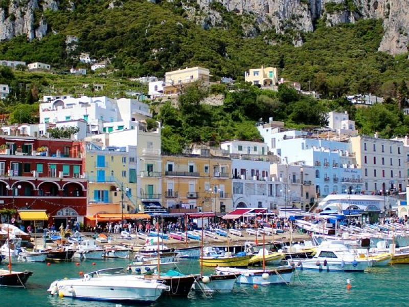 Isle of Capri, courtesy of Paul Thornton