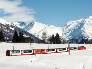 Glacier Express, Courtesy of Glacier Express