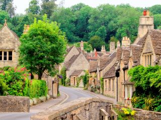 Cotswolds Cottages, England