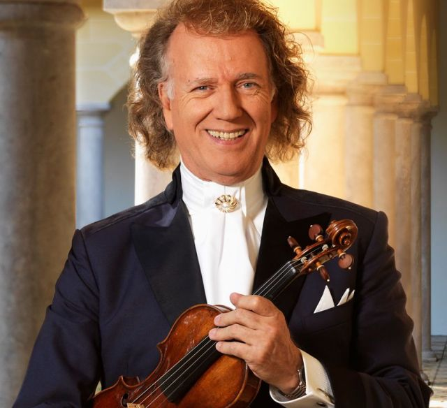 Andre Rieu in concert with Albatross