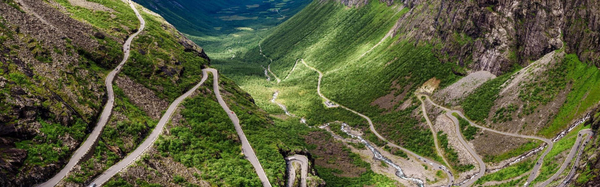 Travel along the Trolls Road in Norway in 2019 with Albatross